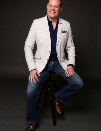 Dolf Bekx - Dutch Actor and Presenter