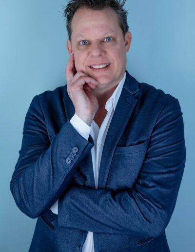 Dolf Bekx - Dutch Moderator / Chairman